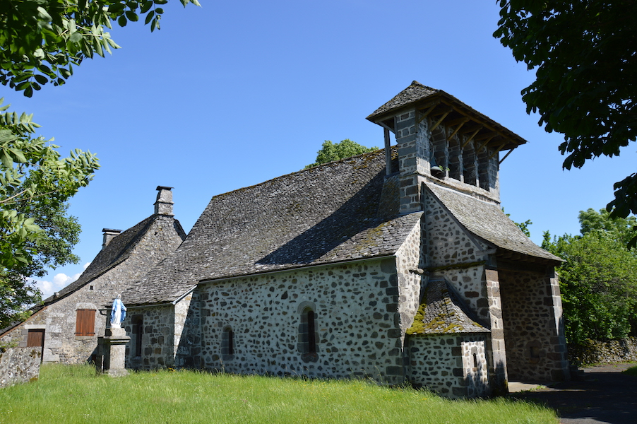 Eglise de Bars