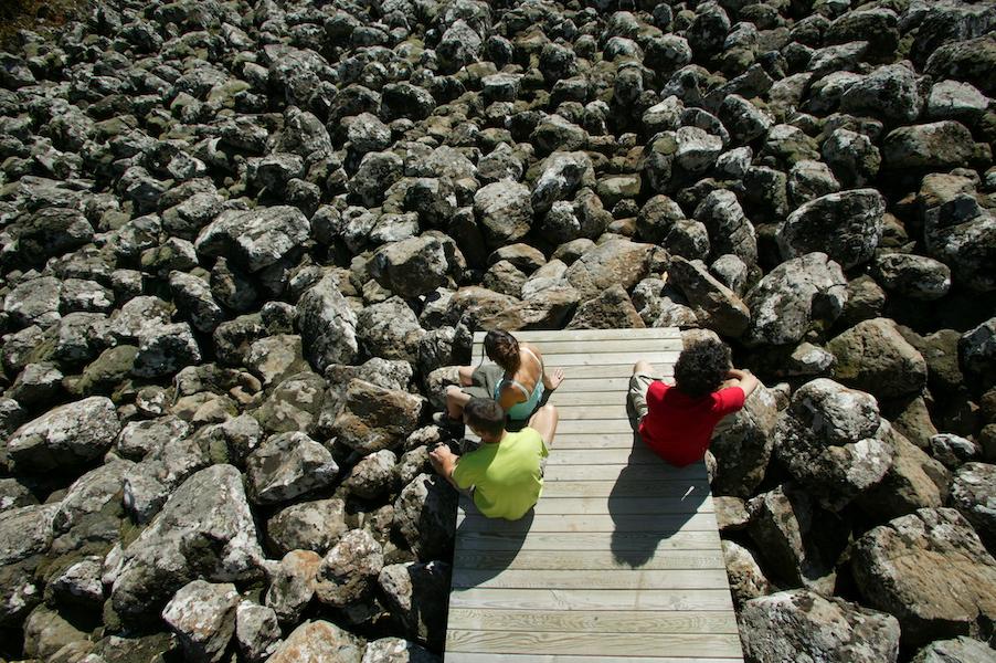Coulée de lave Lacroix-Barrez