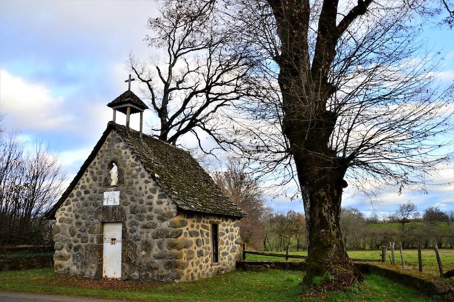 Chapelle de Madrières