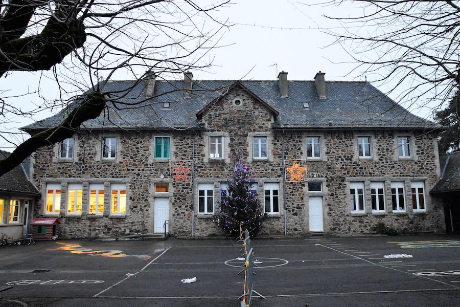 Ecole de Lacroix-Barrez