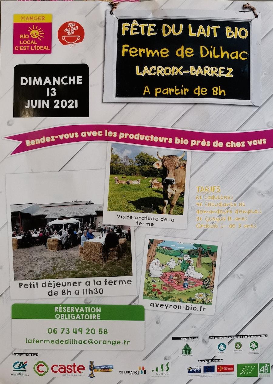 ferme de Dilhac